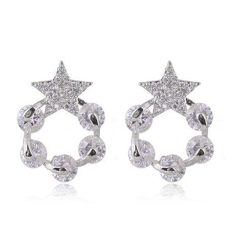 Alloy Korea earring NHNSC11734's discount tags