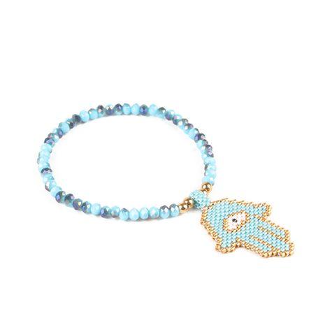 Imitated crystal&CZ Bohemia Geometric bracelet  (M-B0454-A) NHGW0301-M-B0454-A's discount tags