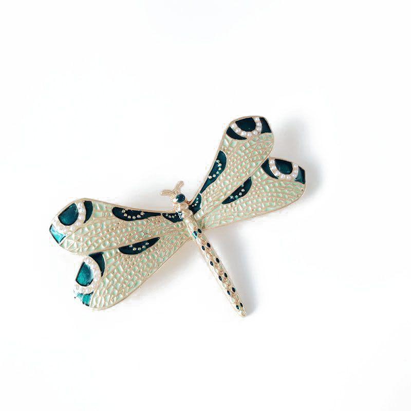 Alloy Fashion Animal brooch  (Photo Color) NHOM0620-Photo-Color