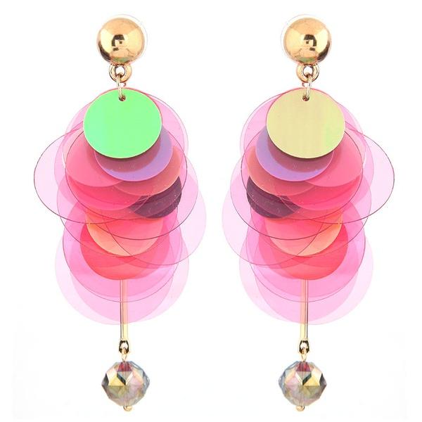 Alloy Fashion earring NHNSC12173