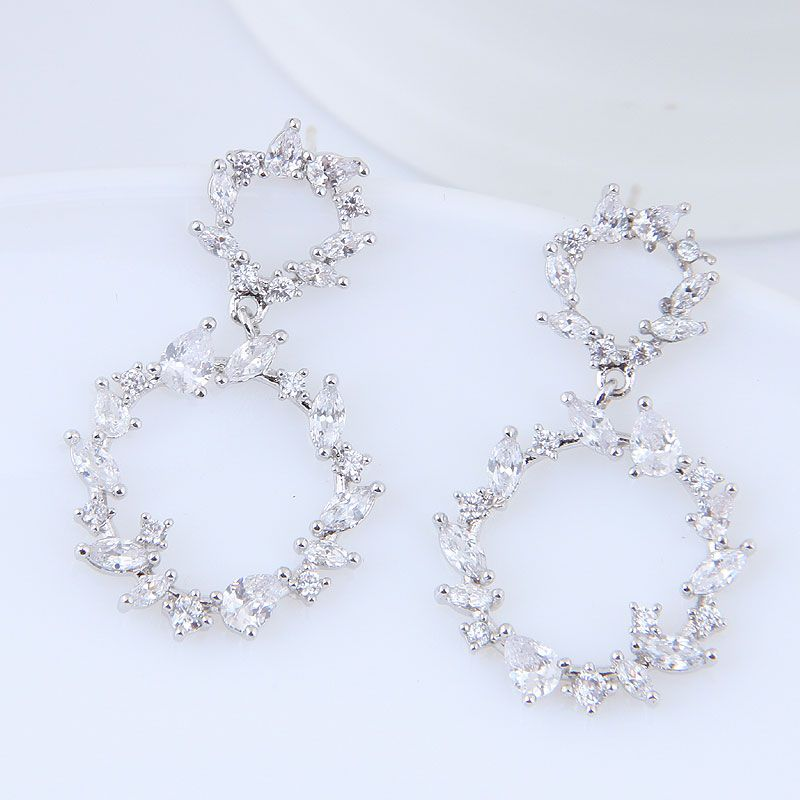Alloy Korea earring NHNSC12226