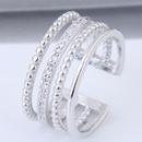 Alloy Fashion Ring NHNSC12377