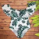 Cotton Fashion  Bikini  White PineappleS NHHL0434WhitePineappleS