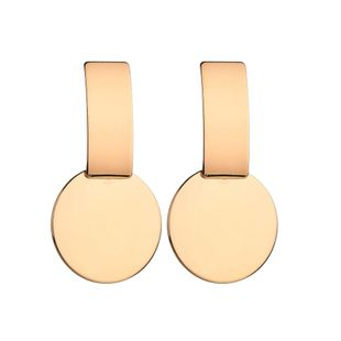 Alloy Simple Geometric earring  (Alloy) NHBQ1498-Alloy's discount tags