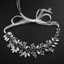 Imitated crystalCZ Fashion Geometric Hair accessories  Alloy NHHS0498Alloy