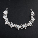 Imitated crystalCZ Fashion Geometric Hair accessories  Alloy NHHS0500Alloy