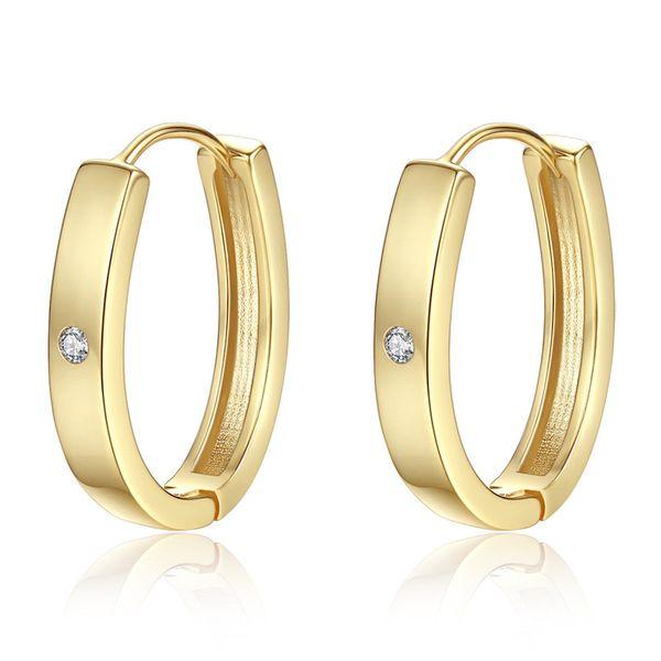 Alloy Korea Geometric earring  (Platinum -03D08) NHTM0192-Platinum-03D08