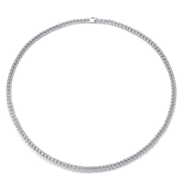 Alloy Fashion Geometric necklace  (Platinum-15D15) NHTM0228-Platinum-15D15