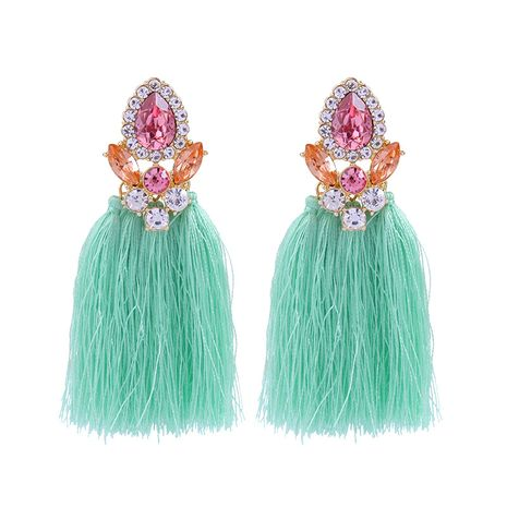 Alloy Fashion Tassel earring  (Photo Color) NHQD5445-Photo-Color's discount tags