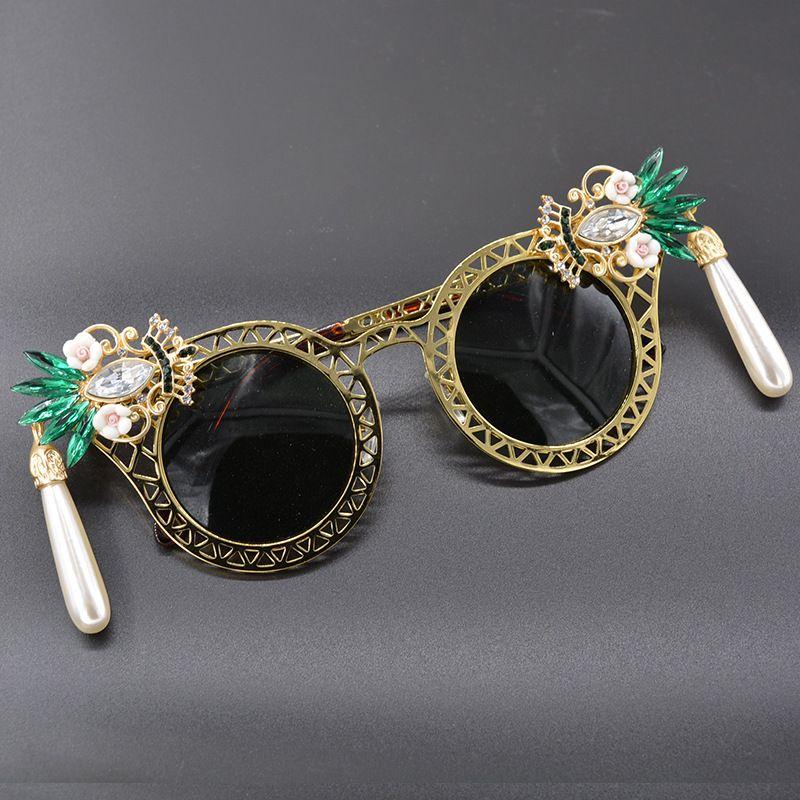 Alloy Vintage  glasses  (Alloy) NHNT0582-Alloy