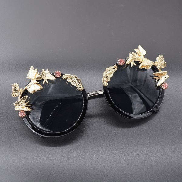 Alloy Vintage  glasses  (A) NHNT0583-A
