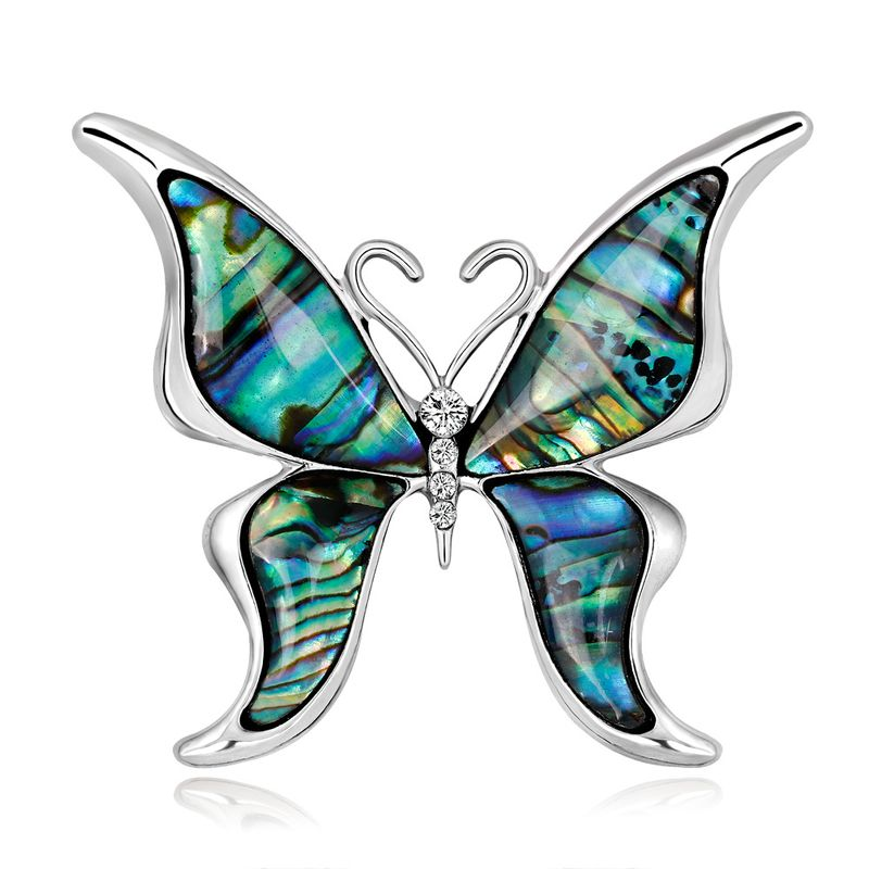 Alloy Fashion Animal brooch  (AL331-A) NHDR2787-AL331-A