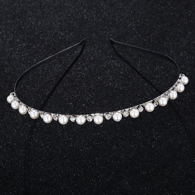 Beads Korea Geometric Hair accessories  Alloy NHHS0446Alloy