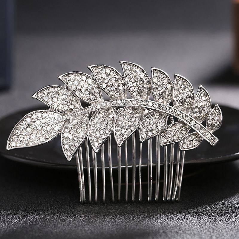 Alloy Fashion Geometric Hair accessories  (Alloy) NHHS0490-Alloy