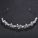 Imitated crystalCZ Fashion Geometric Hair accessories  Alloy NHHS0495Alloy