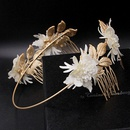 Alloy Vintage Flowers Hair accessories  Alloy NHNT0531Alloy