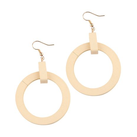 Alloy Korea Geometric earring  (Section A) NHJQ10552-Section-A's discount tags