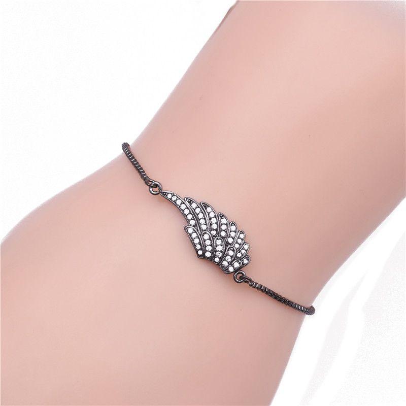 Copper Korea Animal bracelet  (Gun black) NHYL0076-Gun-black