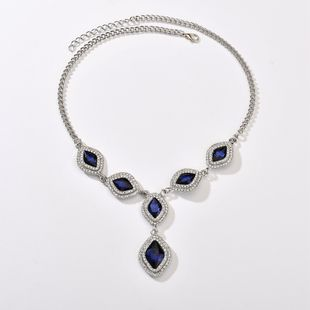 Alloy Fashion Geometric necklace  (Photo Color) NHBQ1591-Photo-Color's discount tags