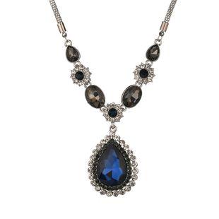 Alloy Korea Geometric necklace  (Photo Color) NHBQ1602-Photo-Color's discount tags