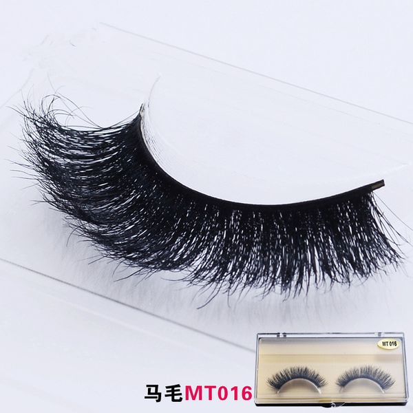 Alloy Fashion  Fake eyelashes  (MT016) NHXH0185-MT016