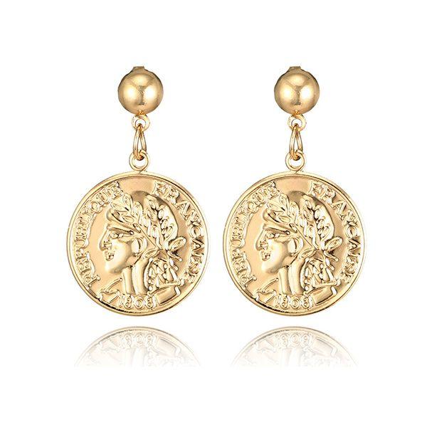 Alloy Fashion Geometric earring  (Alloy) NHGY2290-Alloy
