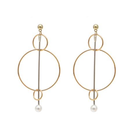 Alloy Fashion Geometric earring  (Alloy 1181) NHXR2437-Alloy-1181's discount tags