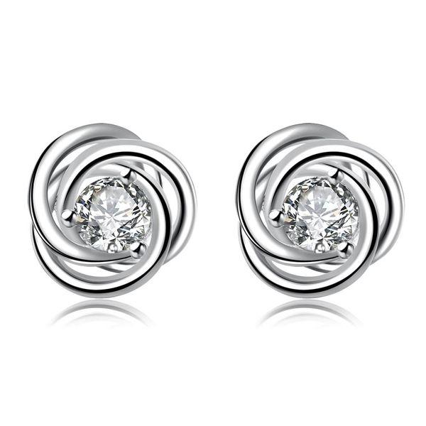 E010 Fashion new style  alloy earrings jewelry  NHKL6054