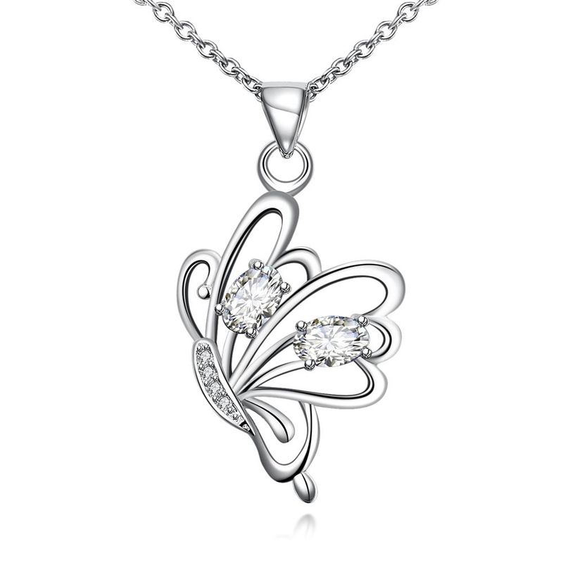 N079-C  High Quality New Style Fashion Jewelry Free shopping Alloy Plating Necklace NHKL6184-C