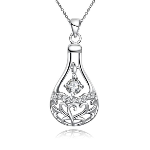 N086-D High Quality New Style Fashion Jewelry Free shopping Alloy Plating Necklace NHKL6191-D
