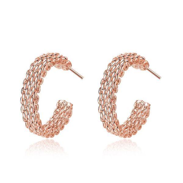 E029-B Free shopping 18K alloy plating earrings Fashion High Quality zircon earrings NHKL6508-B