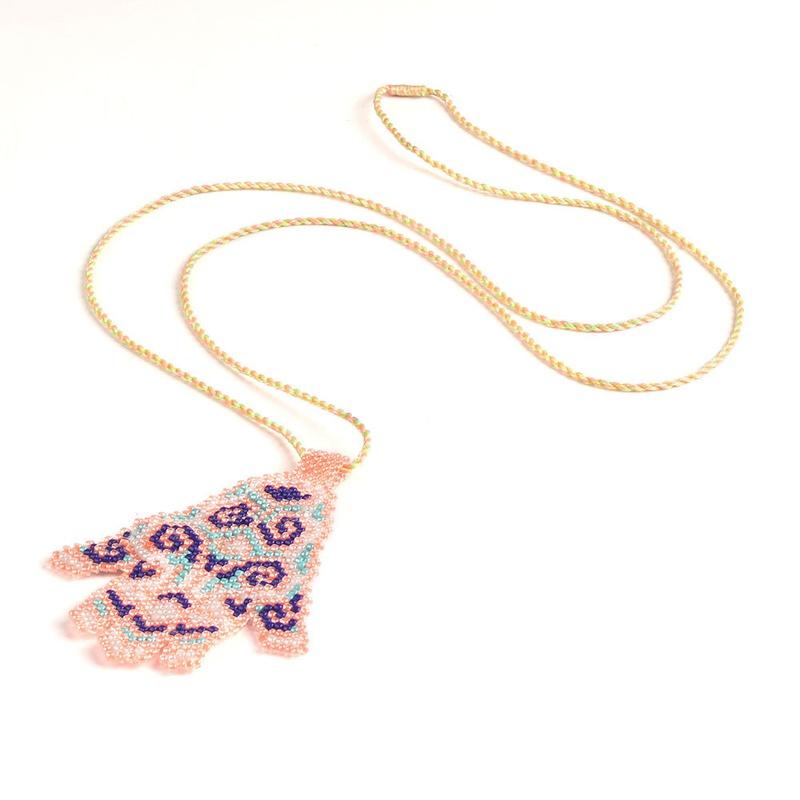 Alloy Fashion Geometric necklace  (M-N0404-A) NHGW0982-M-N0404-A