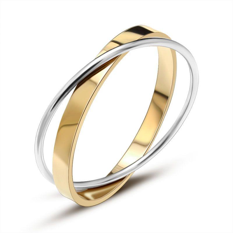 Alloy Fashion Geometric bracelet  (62MM steel color) NHOK0306-62MM-steel-color