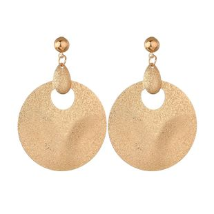 Alloy Fashion Geometric earring  (Alloy) NHBQ1626-Alloy's discount tags