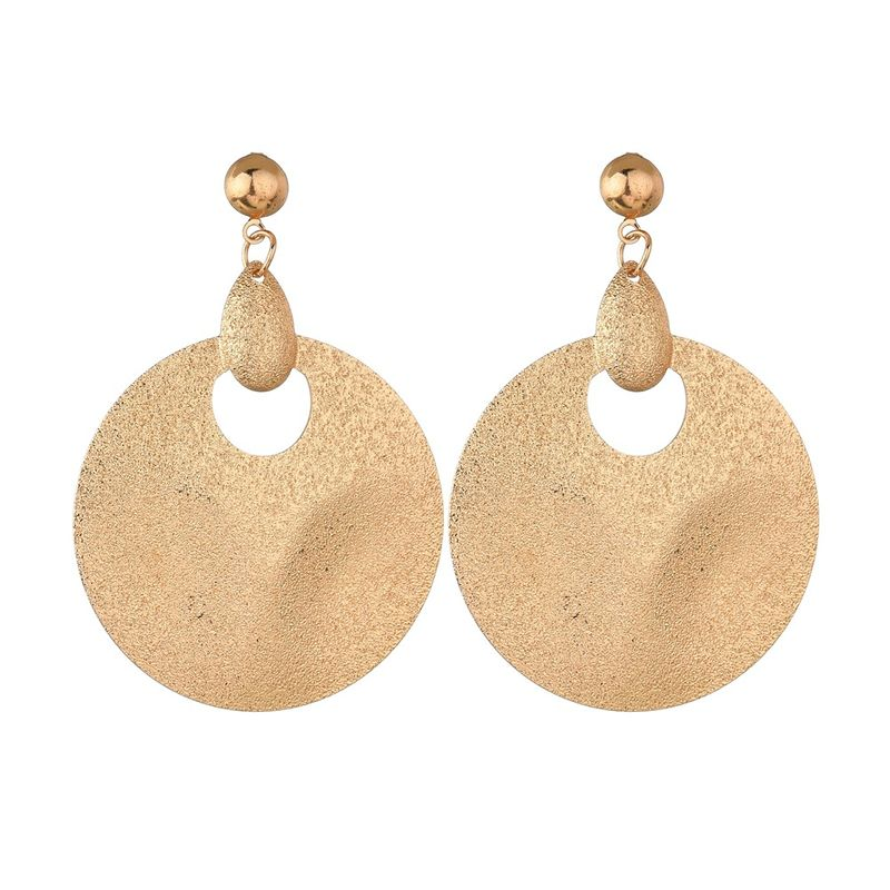 Alloy Fashion Geometric earring  (Alloy) NHBQ1626-Alloy