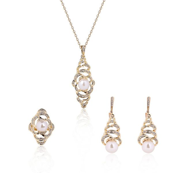 Alloy Fashion  Jewelry Set  (61163169alloy) NHLP1113-61163169alloy
