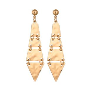 Alloy Fashion Geometric earring  (Alloy) NHBQ1651-Alloy's discount tags