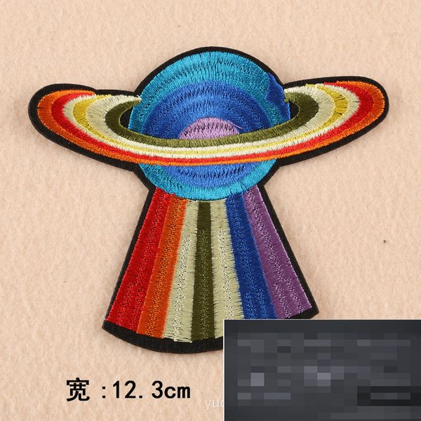 Cloth Fashion  Clothes patch  (1) NHDX0128-1