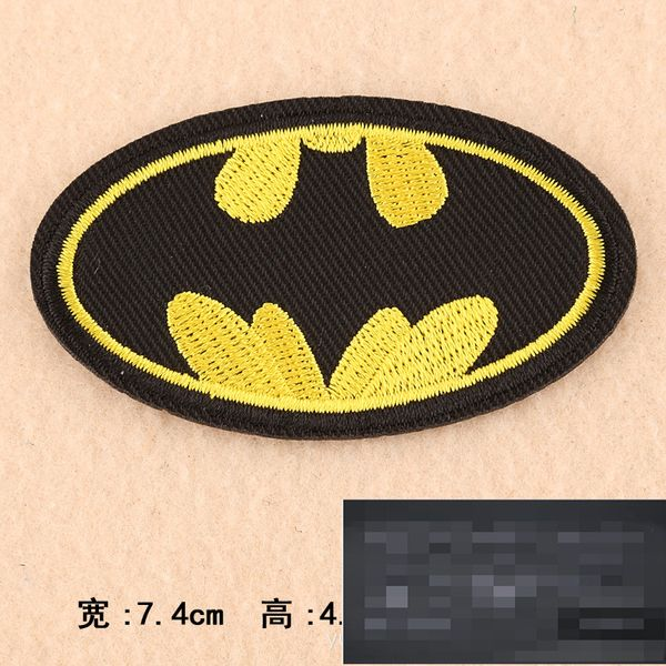 Alloy Fashion  Clothes patch  (1) NHDX0143-1