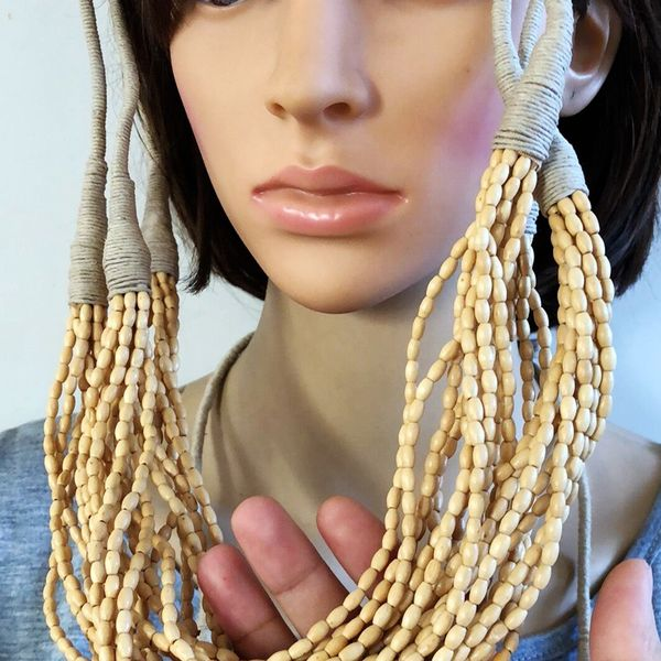 Alloy Fashion  necklace  (Photo Color) NHOM0710-Photo-Color