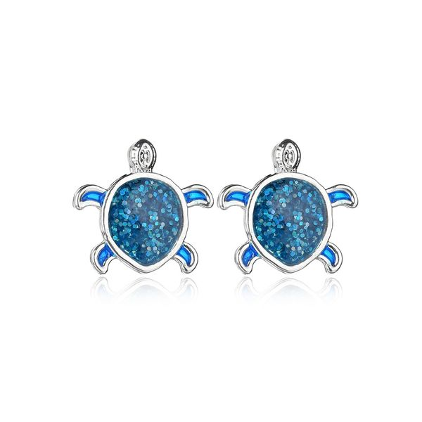 Alloy Fashion Animal earring  (Photo Color) NHBQ1658-Photo-Color