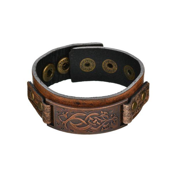 Alloy Vintage Geometric bracelet  (Photo Color) NHBQ1661-Photo-Color