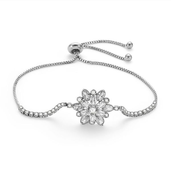 Alloy Simple Geometric bracelet  (66186020) NHLP1131-66186020
