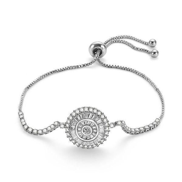 Alloy Simple Geometric bracelet  (66186031) NHLP1133-66186031