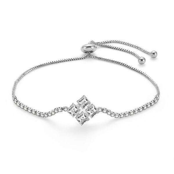 Alloy Simple Geometric bracelet  (66186021) NHLP1128-66186021