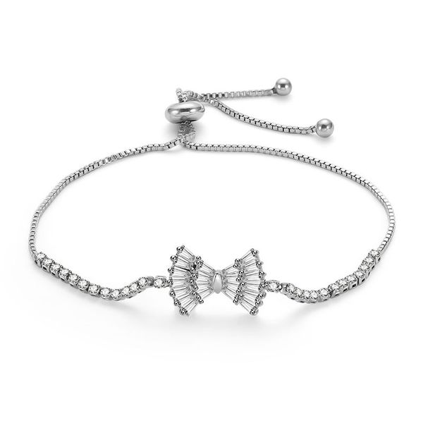 Alloy Simple Geometric bracelet  (66186029) NHLP1138-66186029