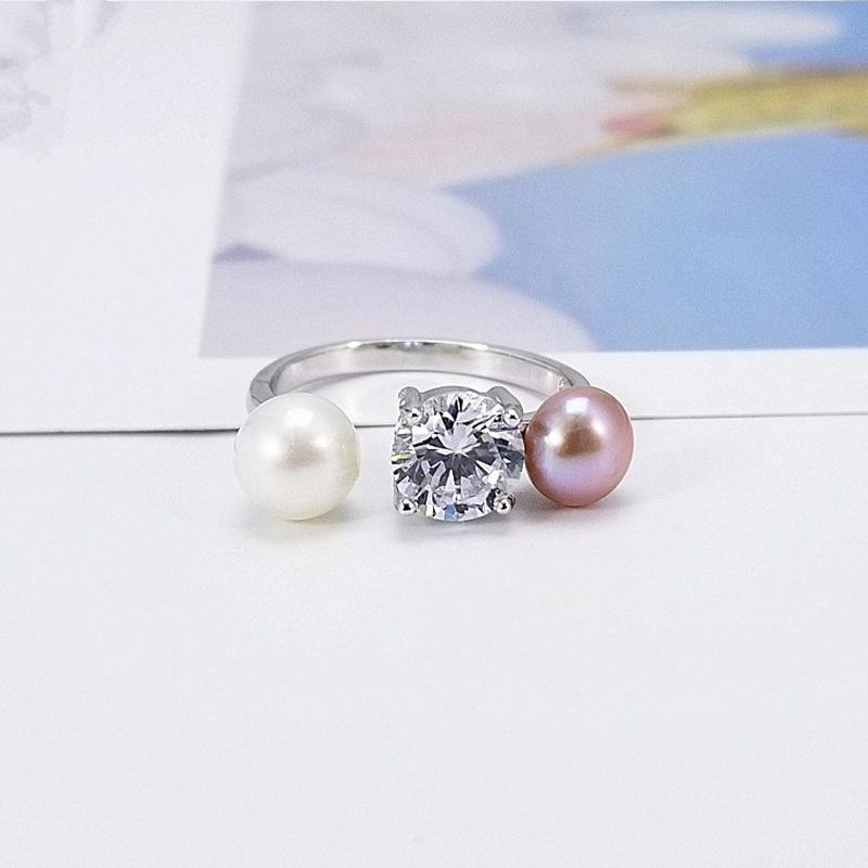Alloy Fashion Geometric Ring  (J586) NHDY0999-J586
