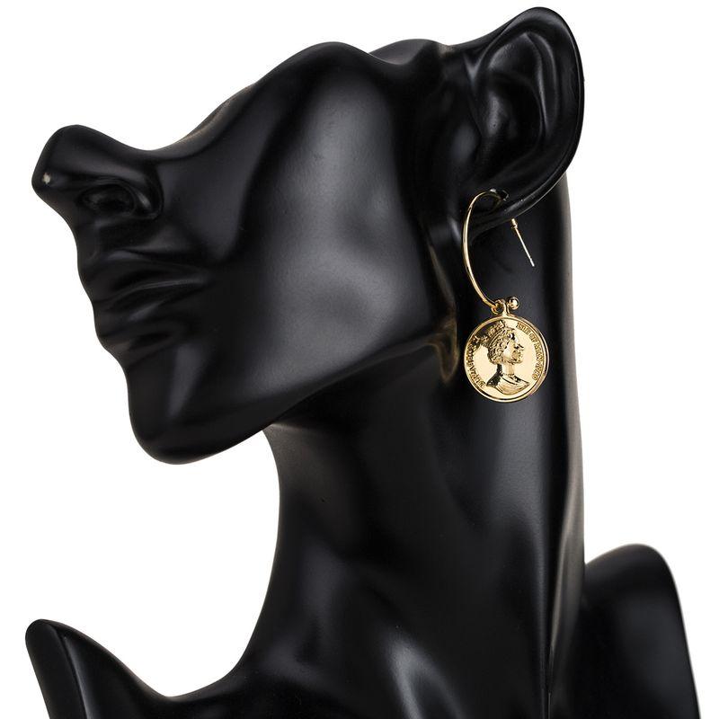 Alloy Fashion Geometric earring  (Alloy) NHJE1830-Alloy
