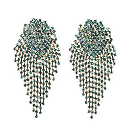 Alloy Fashion  earring  (green) NHJQ10626-green's discount tags
