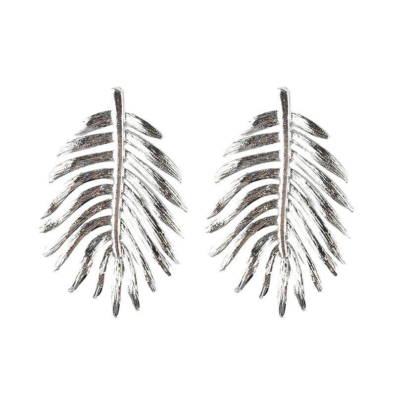 Alloy Fashion  earring  (Alloy) NHJQ10635-Alloy